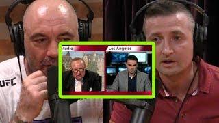 Ben Shapiro's BBC Meltdown   Joe Rogan & Michael Malice