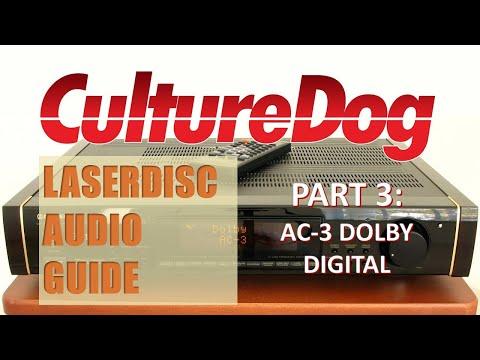 LaserDisc Audio Guide – Part 3: AC-3 Dolby Digital