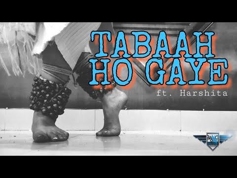 Tabaah Ho Gaye - Kalank | Madhuri, Varun & Alia | Shreya | Pritam | Amitabh | Ft. Harshita Thakur