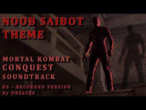 NOOB SAIBOT THEME - MORTAL KOMBAT. CONQUEST. Soundtrack_RE - Recorded Version. [by UnFaces]