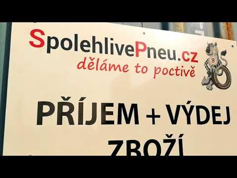 Propagační video eshopu SpolehlivePneu.cz pro Rallye Český Krumlov