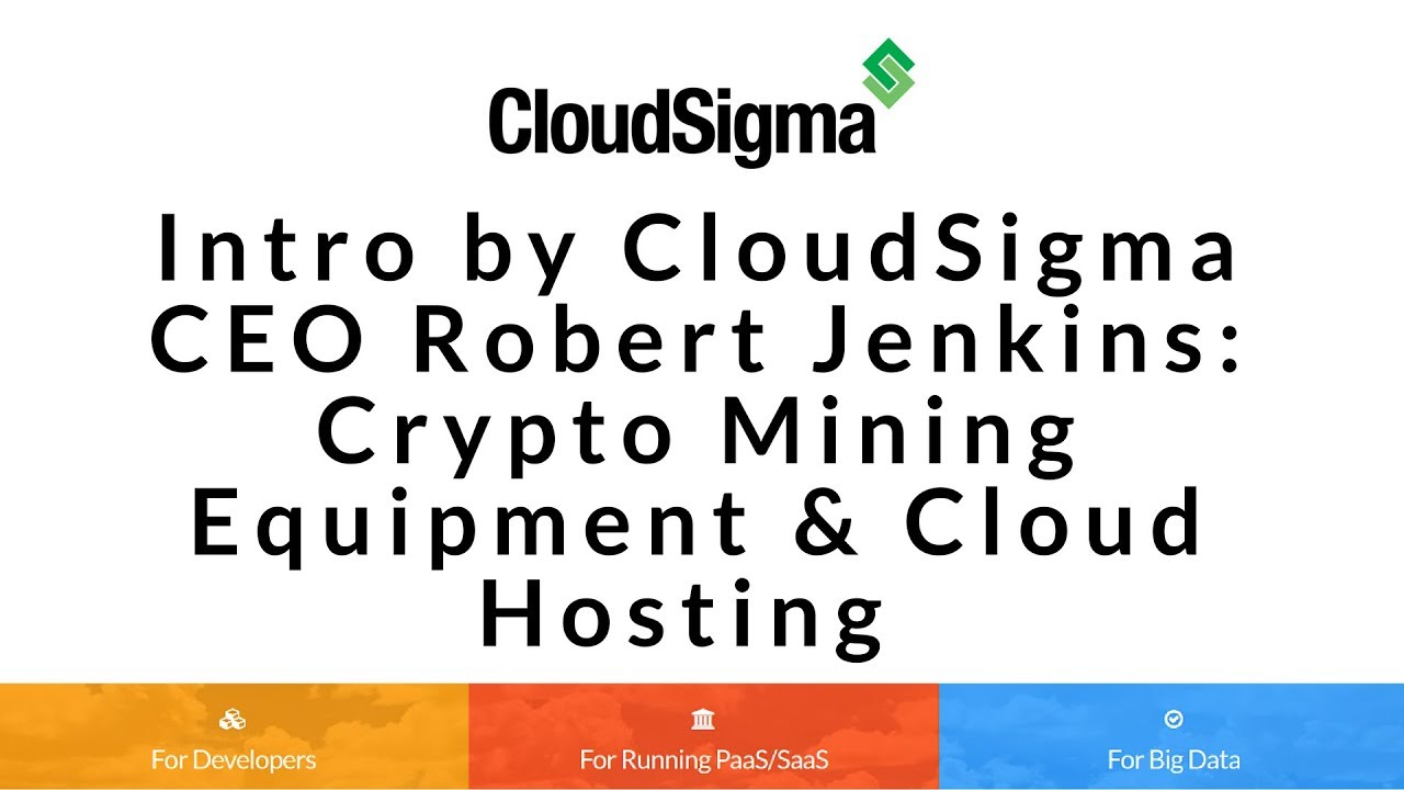 cryptocurrency mining hosting