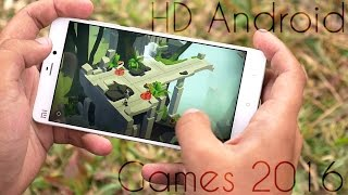 Top 10 BEST HD Android Games 2016