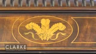19th Century Bookcase | Rare Furniture | Antique| Clarke Auction Gallery