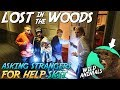 Lost In the Woods at Night! {Skit}
