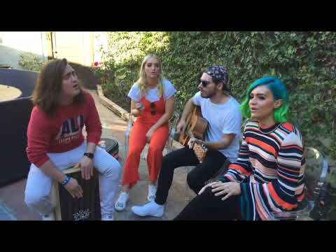 "Sheppard's ""Coming Home"" (Perez Hilton Performance)"