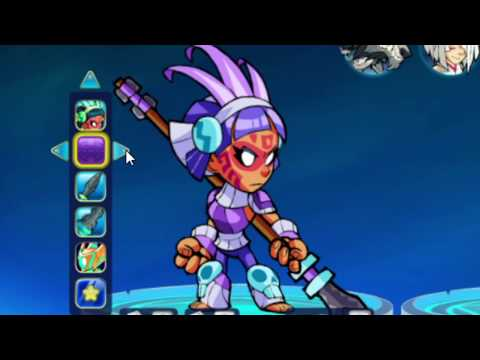 How To Kinda Not Suck at Queen Nai Spear Combos   Brawlhalla