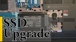 How to: HP Envy 17 Laptop SSD Upgrade