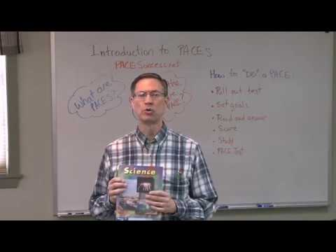 ACE PACES - How to use them with teens