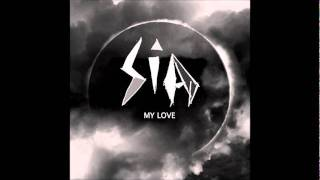 Sia - My Love (Piano instrumental)