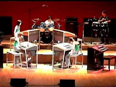 Vamp Intro - Teen's ELECTONE Jam 2005 - mp3