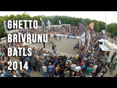 Ghetto Brīvrunu Batls 2014 (pilnā versija)