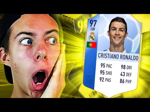FIFA 18 PACK OPENING! FUT FRIYAY! | FIFA 18 Ultimate Team på