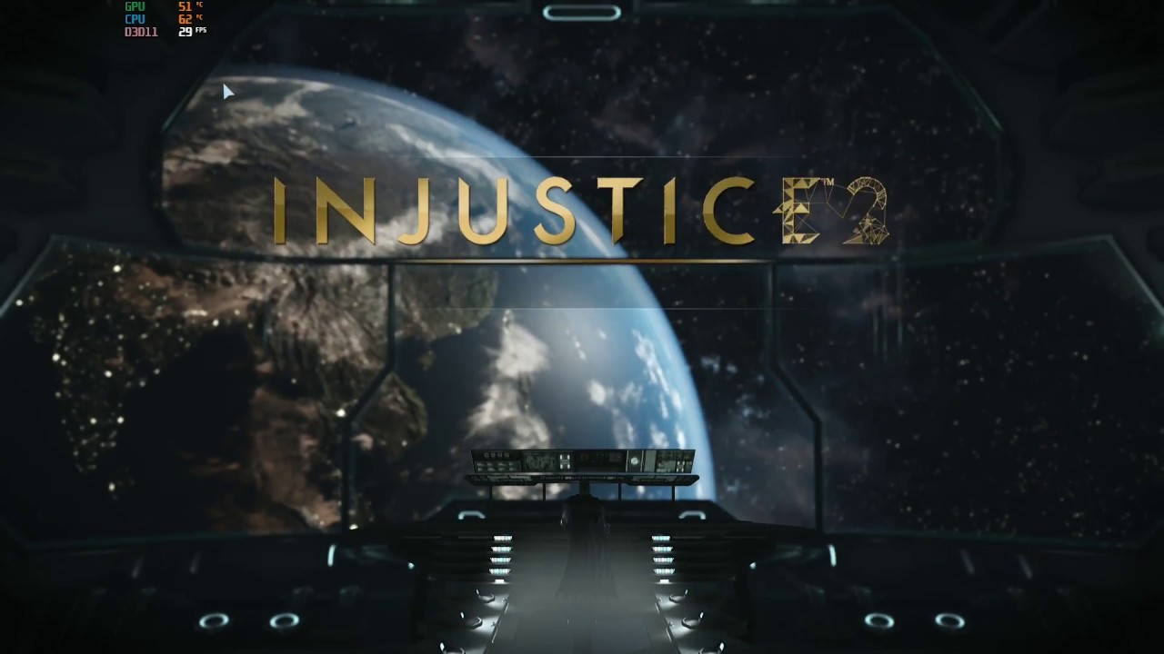 How to fix Injustice 2 (The game malfunction, Please try Variant 2!)