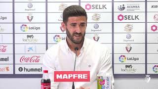 """Raúl Navas: """"Estoy muy contento y orgulloso de haber llegado a Osasuna"""""""