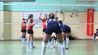 Кубок Москвы по волейболу среди вузов (17марта)