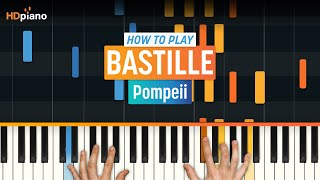 """How To Play """"Pompeii"""" by Bastille 