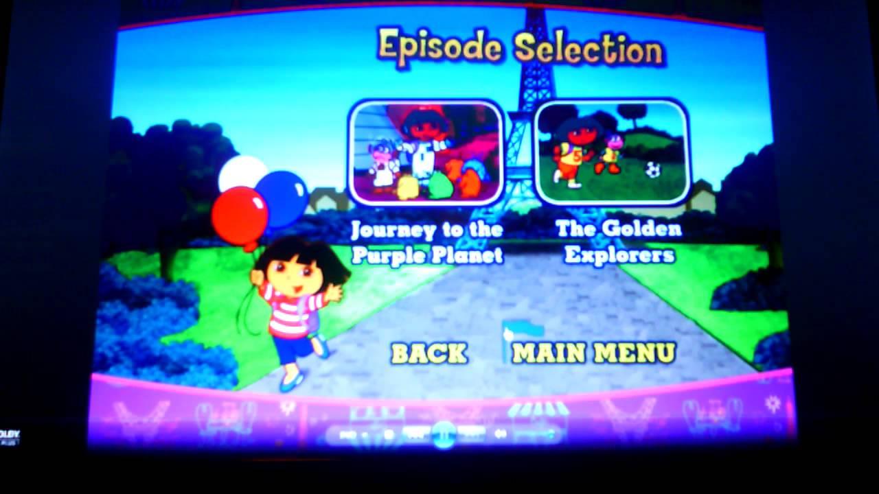 Dora The Explorer World Adventure Youtube