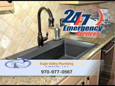 Plumbing - Vail Avon & Eagle Colorado - Plumber