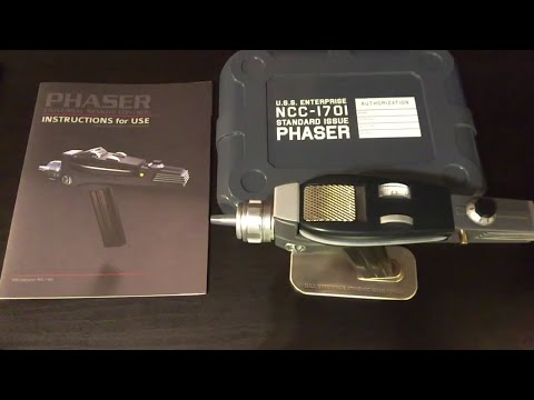 Universal Phaser Remote Control review