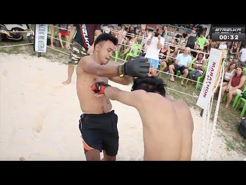 STRELKA Street Fights in Phuket December