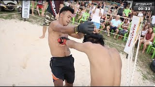 Muay Thai Fighters in MMA