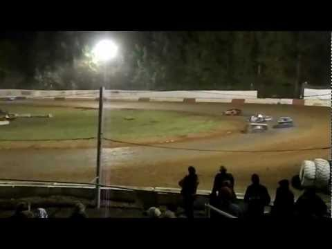 DB Racing 6-2-12 River City Speedway Main Pt 4