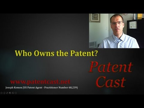 Who owns the patent?