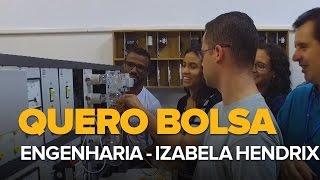 Um dia no Izabela Hendrix - Curso de Engenharia de Produção