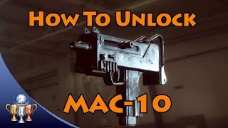 Battlefield Hardline - How to Unlock MAC-10 - Assignments & Camera Coins (Menz in the Hood) thumbnail