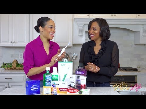 Style Tips for Whiter Teeth | The Riche Life