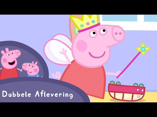 Peppa Pig Nederlands Compilatie Nieuwe Afleveringen | Beste vriendin | Tekenfilm | Peppa de Big