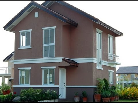 House And Home Charlotte Turned Over House Bellefort Estates Bacoor Cavite Philippines