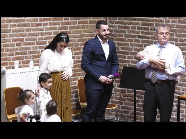 Serviciul de Binecuvântare Mateo Coroian // Elim Frankfurt 12.09.2021