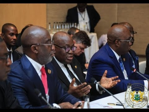 Ghana, S.A consortium sign MoU for Accra Sky Train project