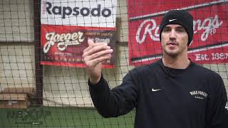 Rapsodo Session with Brian Holmes of Full Count Baseball