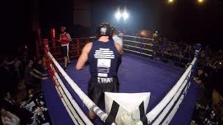 Ultra White Collar Boxing | Stevenage | Nick Catt VS Dean Summerbee