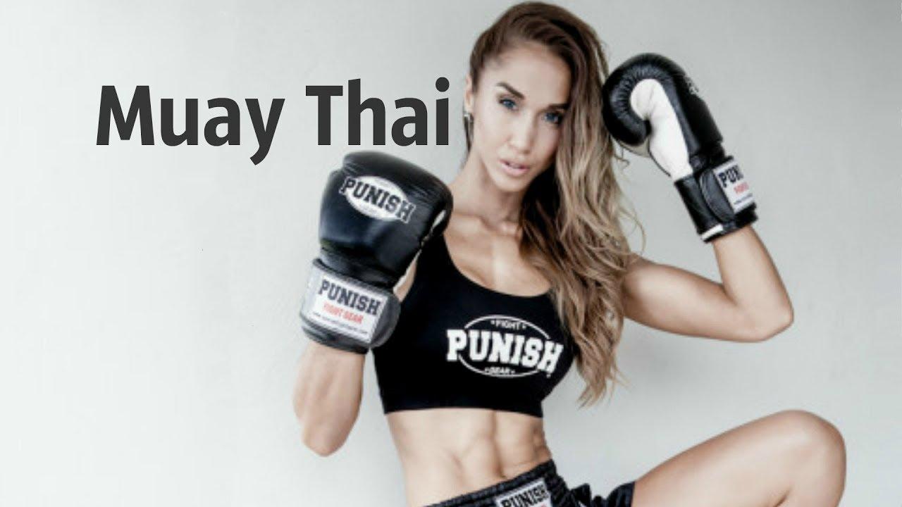 Muay Thai Motivation - Chontel Hau
