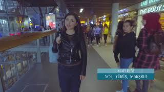 Маршрут по Европе. Железнодорожный вокзал | Видеоуроки «Elifbe»