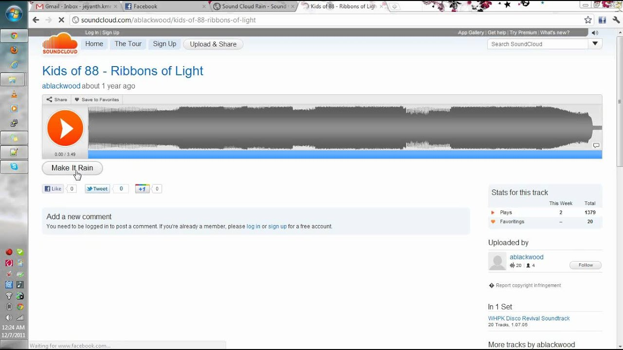 How to download audio from sound cloud with google chrome youtube ccuart Choice Image