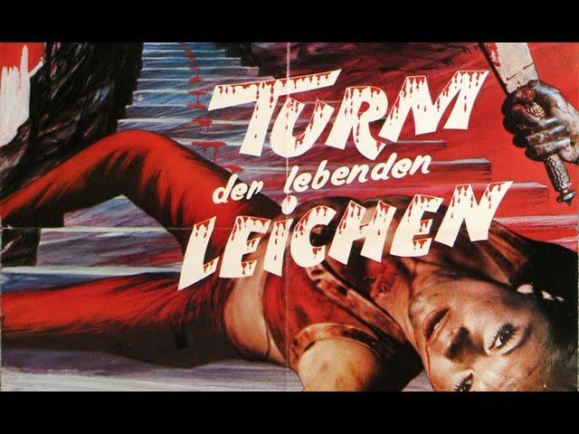 TURM DER LEBENDEN LEICHEN / TOWER OF EVIL - Trailer (1972, English)