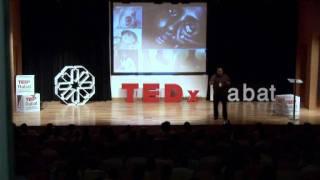 TEDxRabat - Yasser Medkouri  - La spiruline. L