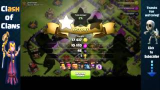 How to Farm 4 Million Loot in 1 Hour!! Clash of Clans   Farming and Attack Strategy Guide   YouTube