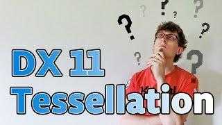 La Tessellation (DirectX 11) - Zoom sur les options graphiques [5 Minutes Pour]