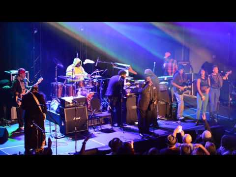 George Clinton & Parliament Funkadelic at the Lafayette Theater part 1