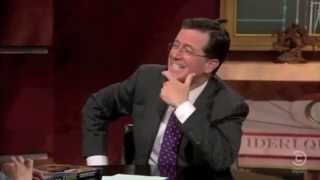 Piers Gibbon interviewed on The Colbert Report Thumbnail