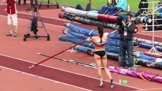 ostrava golden spike zlata tretra 2013 pole vault yelena isinbayeva 4 78m