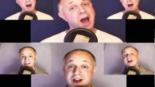 One Man Acappella Chorus - Ride the Chariot