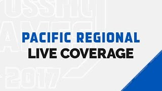 Pacific Regional - Team Events 1 & 2