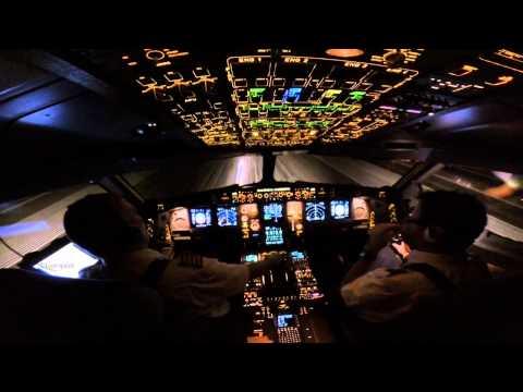 Scandinavian 995 taking off!